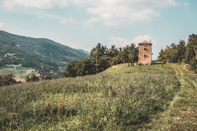 Toren in Emilia Romagna