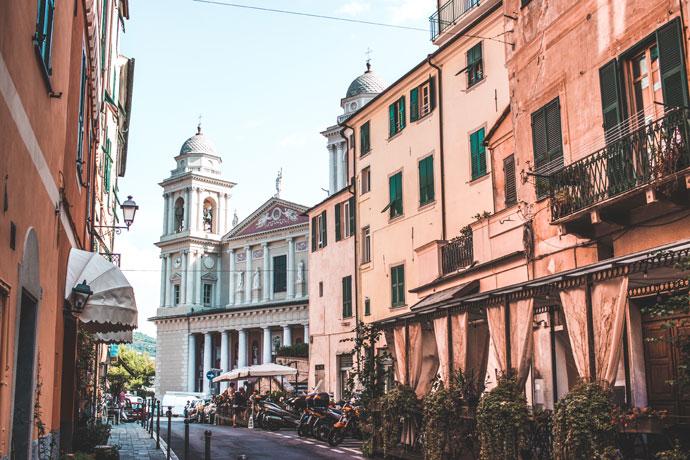 Imperia, Italië