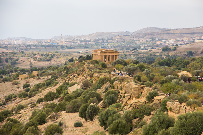 Bezienswaardigheden Sicilië