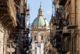 Route en planning voor een 10-daagse road trip Sicilië