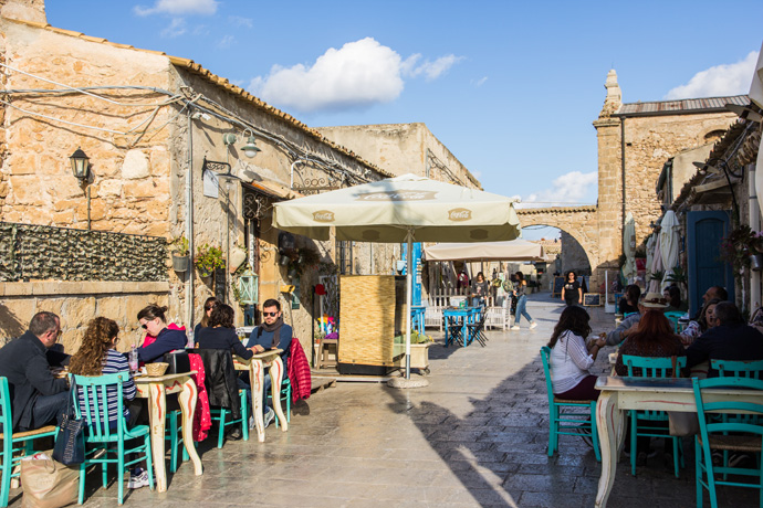 Route en planning voor een road trip Sicilië