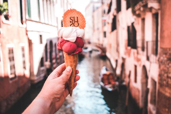Bezienswaardigheden Venetië