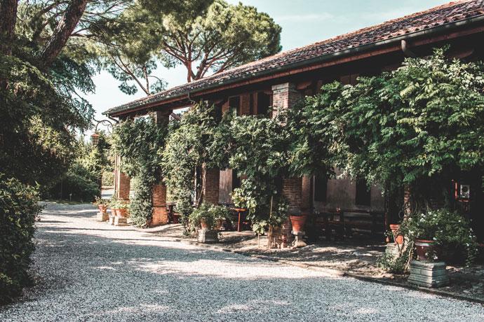 Villa Sceriman, Veneto