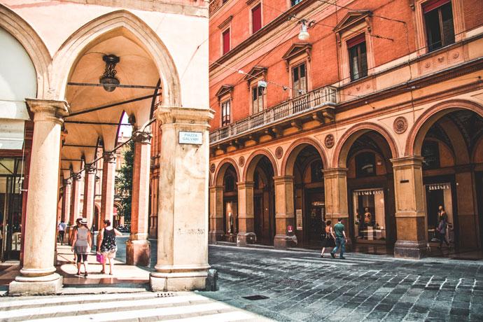 Leuke Italiaanse steden: Bologna