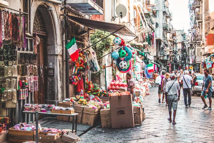 Leuke Italiaanse steden: Napels