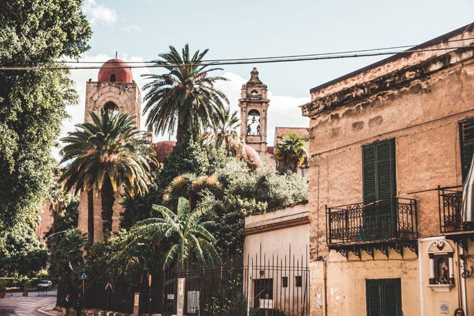 Leuke Italiaanse steden: Palermo