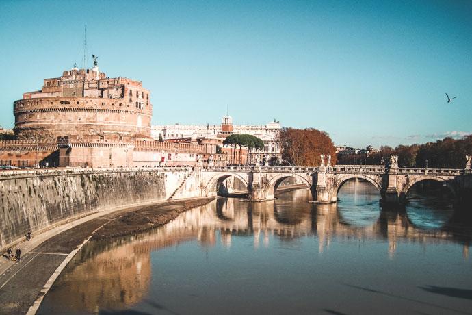 Leuke Italiaanse steden: Rome