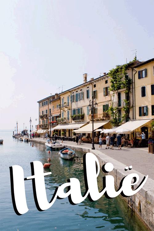 Reisblogs over Italië