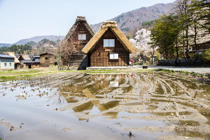 Reizen door de Japanse Alpen