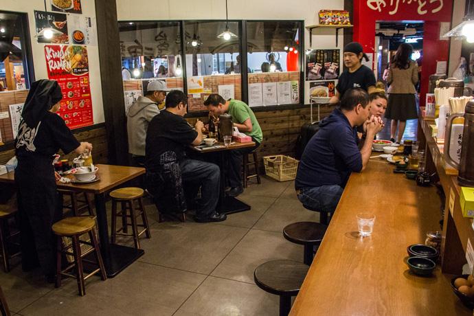 Japan: 5 x eten en drinken in Kyoto