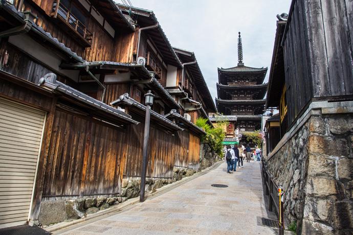 Kyoto: Fietsen langs tempels, pagodes en geisha's