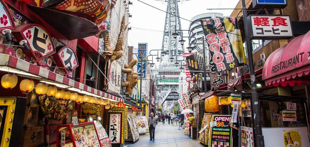 Japan: Wat te doen in Osaka