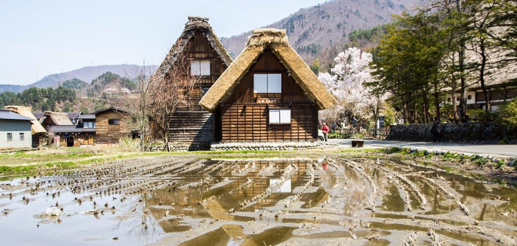 Tips voor Shirakawa-go in de Japanse Alpen