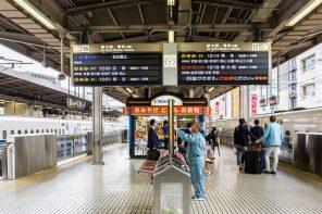 JR Pass tot Shinkansen: Alles over reizen met de trein in Japan