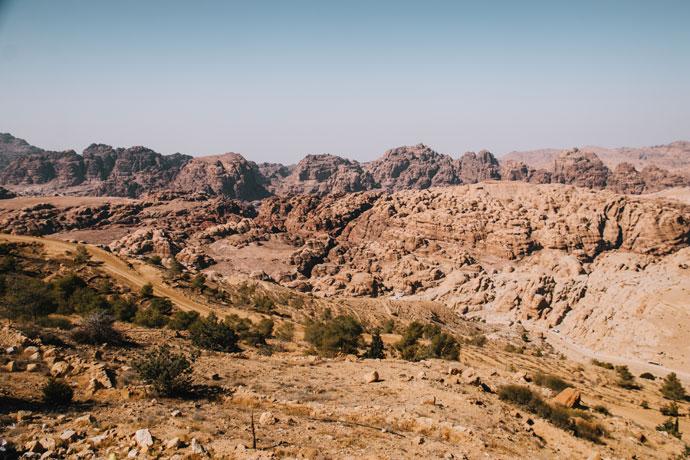Roadtrip Jordanië