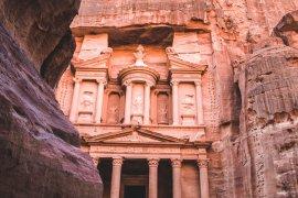 Wereldwonder Petra in Jordanië bezoeken