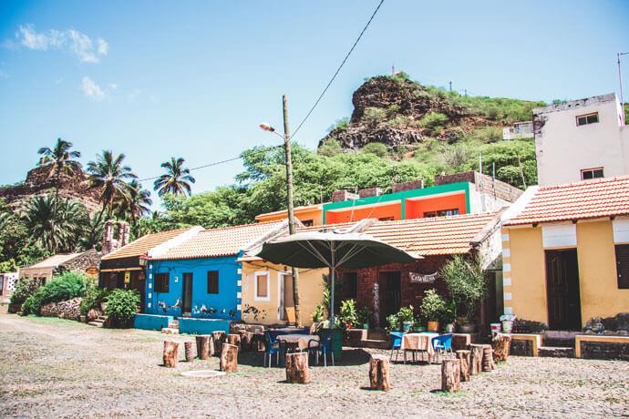 Cidade Velha, Kaapverdië