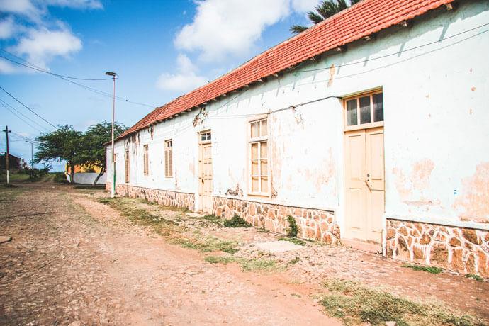 Tarrafal, Kaapverdië
