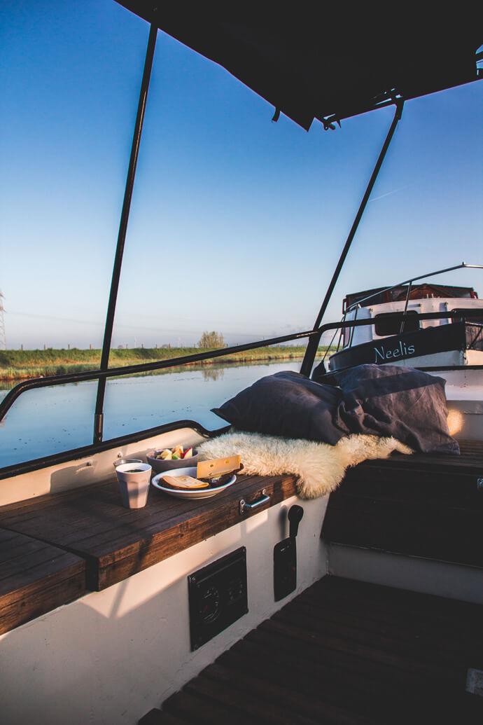 Vakantieboot Frederiek