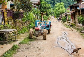 Muang Ngoi Neua: Waarom ik meteen weer weg wilde uit het 'mooiste' dorp van Laos