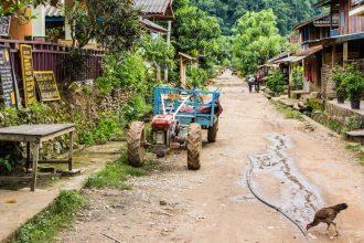 Muang Ngoi Neua, waarom het mooiste dorpje van Laos tegenviel