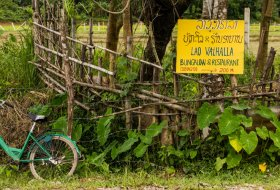 Bijzonder overnachten in Vang Vieng: Is dit de mooiste Airbnb in Laos?