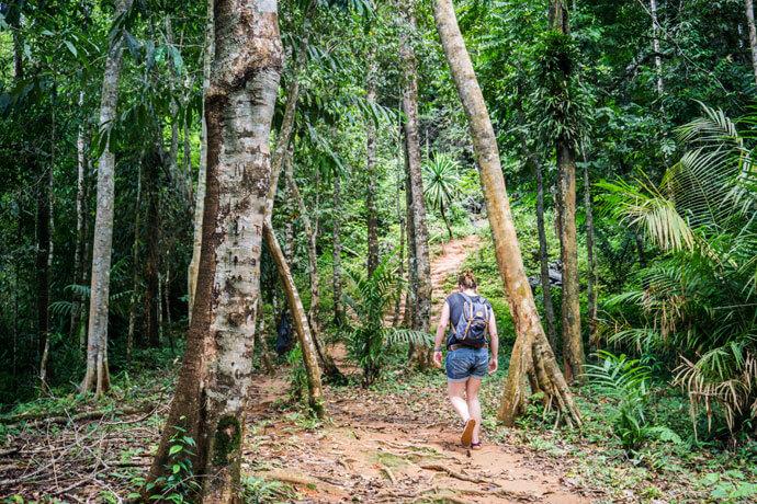 De avontuurlijkste activiteiten in Laos