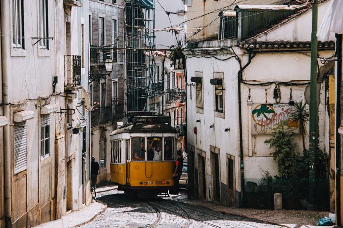 Op vakantie in het najaar: Lissabon