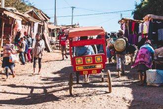 Antsirabe, Madagascar