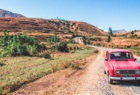 Een auto huren in Madagascar