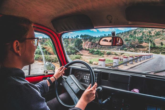 Autorijden en een auto huren in Madagascar