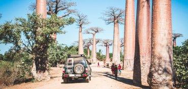 Roadtrip door het westen van Madagascar