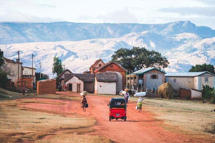 Ambalavao, Madagascar