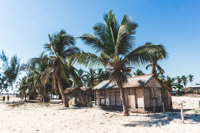 Tips voor Morondava, Madagascar