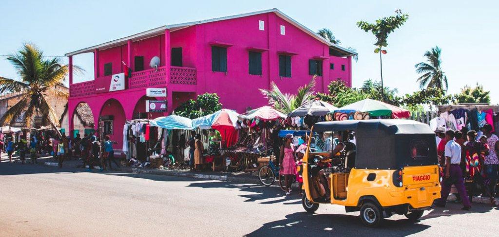 Tips voor Morondava, Madagascar
