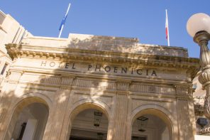Leuk hotel Malta: The Phoenicia Hotel in Valletta