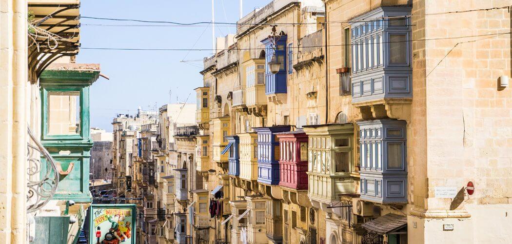 Valletta, Malta: 10 tips voor een stedentrip Valletta