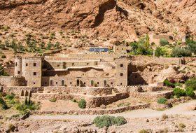 Bijzonder overnachten in een grot in Marokko