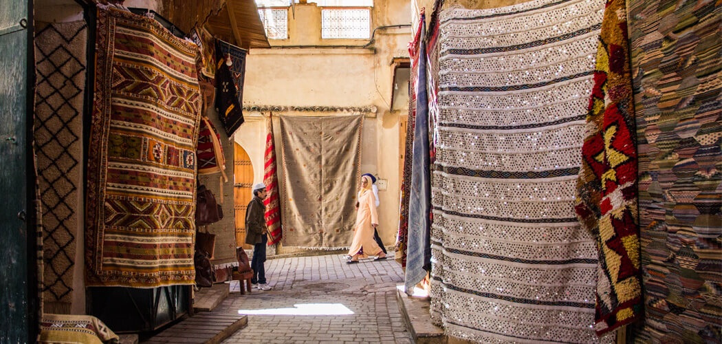 Zien en doen in de medina van Fez