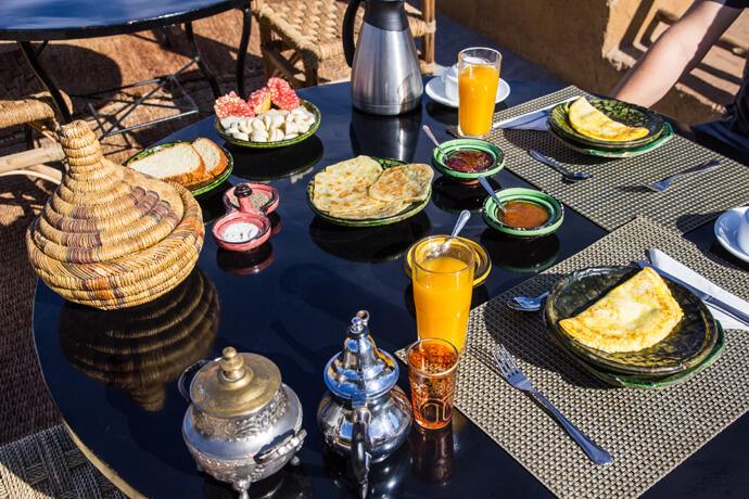 Review: Hotel Les Jardins de Skoura in Marokko
