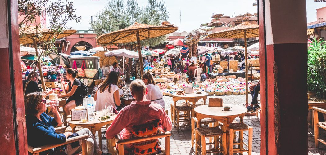 Leuke restaurants in Marrakech