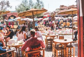 8 x leuke restaurants in Marrakech