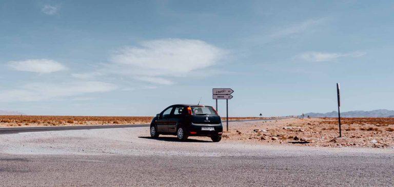 Tips voor als je een auto gaat huren in Marokko