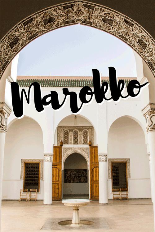 Reisblogs over Marokko