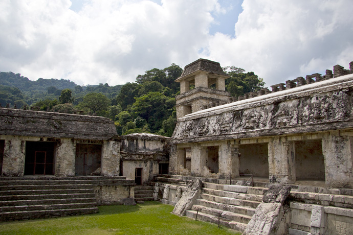 Rondreis Mexico: Palenque bezienswaardigheden
