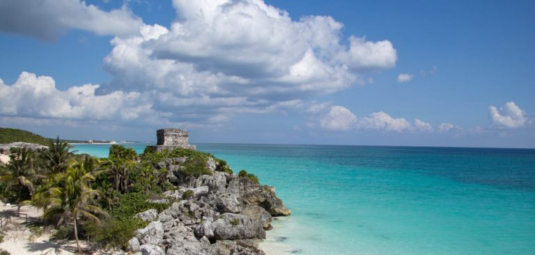 Route en planning: Rondreis Mexico en Belize