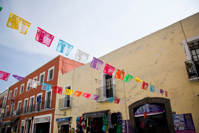 Route en planning: 4 weken Mexico en Belize
