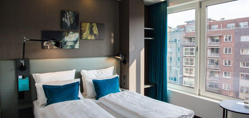 Hotel in Amsterdam: Motel One Amsterdam Waterlooplein