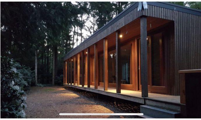 Romantisch huisje in Norg