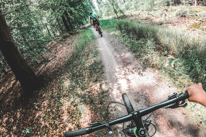 Mountainbiken in Appelscha: de mooiste MTB routes in Friesland